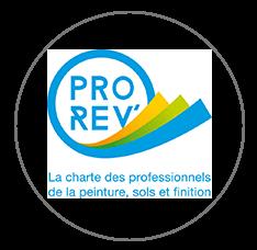 Lagreze Batiment & Ideal Peinture - Certification Prorev
